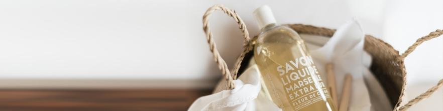 Ricariche per dispenser sapone liquido di Marsiglia