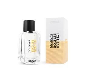 Acqua di Colonia Ici leau est dor 100 ml Compagnie de Provence Italia CPPF0107CO100EO-20