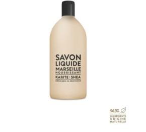 Sapone Liquido di Marsiglia al Karité Ricarica 1L Compagnie de Provence Italia CPPF0105SL01LKA-20