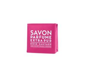 Sapone Profumato di Marsiglia alla Rosa Selvatica 100 g Compagnie de Provence Italia CPPF0101SS100RO-20