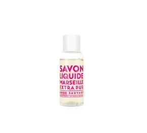 Sapone Liquido di Marsiglia alla Rosa Selvatica 30 ml Compagnie de Provence Italia CPPF0101SL030RO-20