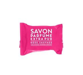 Sapone Profumato di Marsiglia alla Rosa Selvatica 25 g Compagnie de Provence Italia CPPF0101SS025RO-20