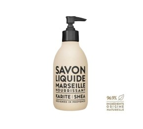 Sapone Liquido di Marsiglia al Karité 300ml Compagnie de Provence Italia CPPF0105SL300KA-20