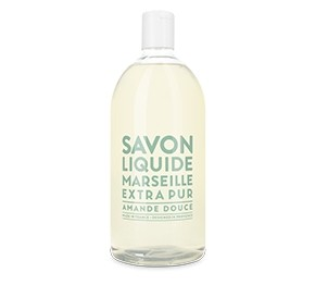 Sapone Liquido di Marsiglia alla Mandorla Dolce Ricarica 1L Compagnie de Provence Italia CPPF0101SL01LAM-20