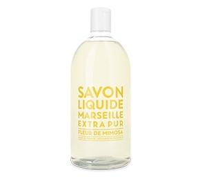Sapone Liquido di Marsiglia alla Mimosa Ricarica 1L Compagnie de Provence Italia CPPF0101SL01LMI-20