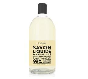 Sapone Liquido di Marsiglia Senza Profumo Ricarica 1L Compagnie de Provence Italia CPPF0106SL01LSA-20