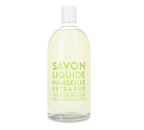 Sapone liquido di Marsiglia alla Verbena Fresca Ricarica 1L Compagnie de Provence Italia CPPF0101SL01LVE-20