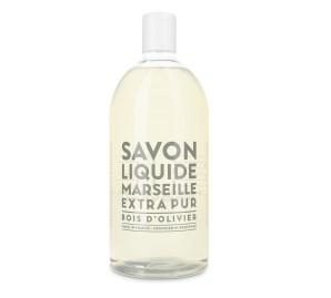 Sapone Liquido di Marsiglia al Legno dUlivo Ricarica 1L Compagnie de Provence Italia CPPF0101SL01LBO-20