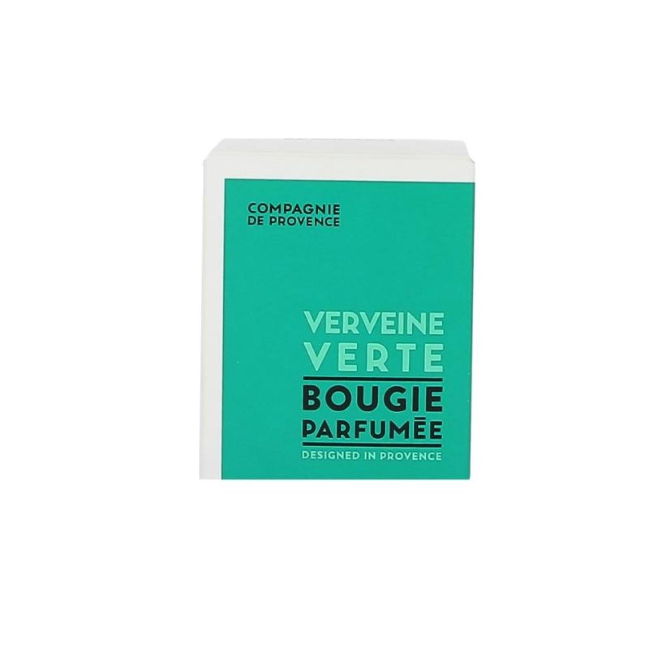 Candela Profumata alla Verbena Verde 260 gr Compagnie de Provence Italia CPPF0106BP260VV-01