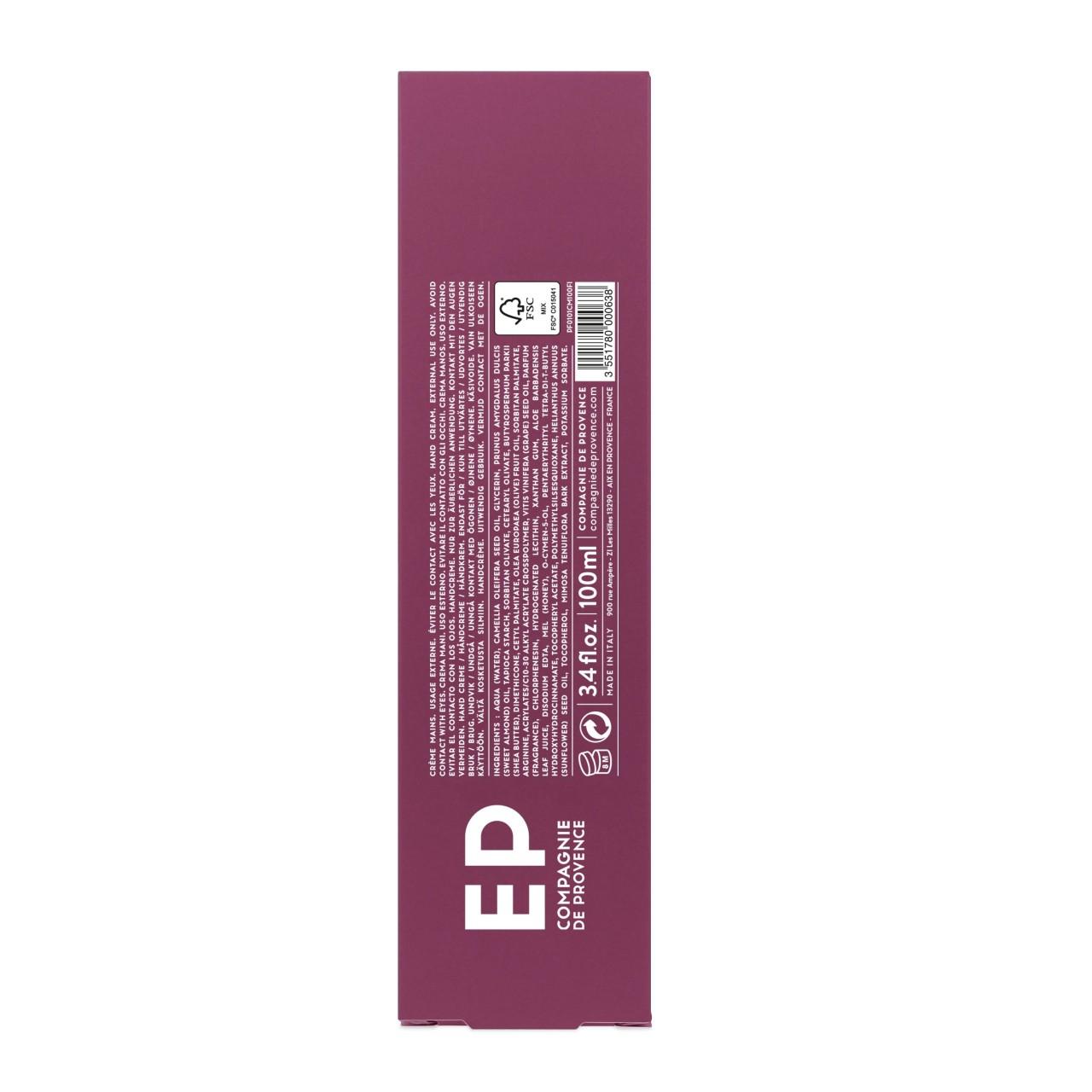 Crema Mani al Fico di Provenza 100 ml Compagnie de Provence Italia CPPF0101CM100FI-03