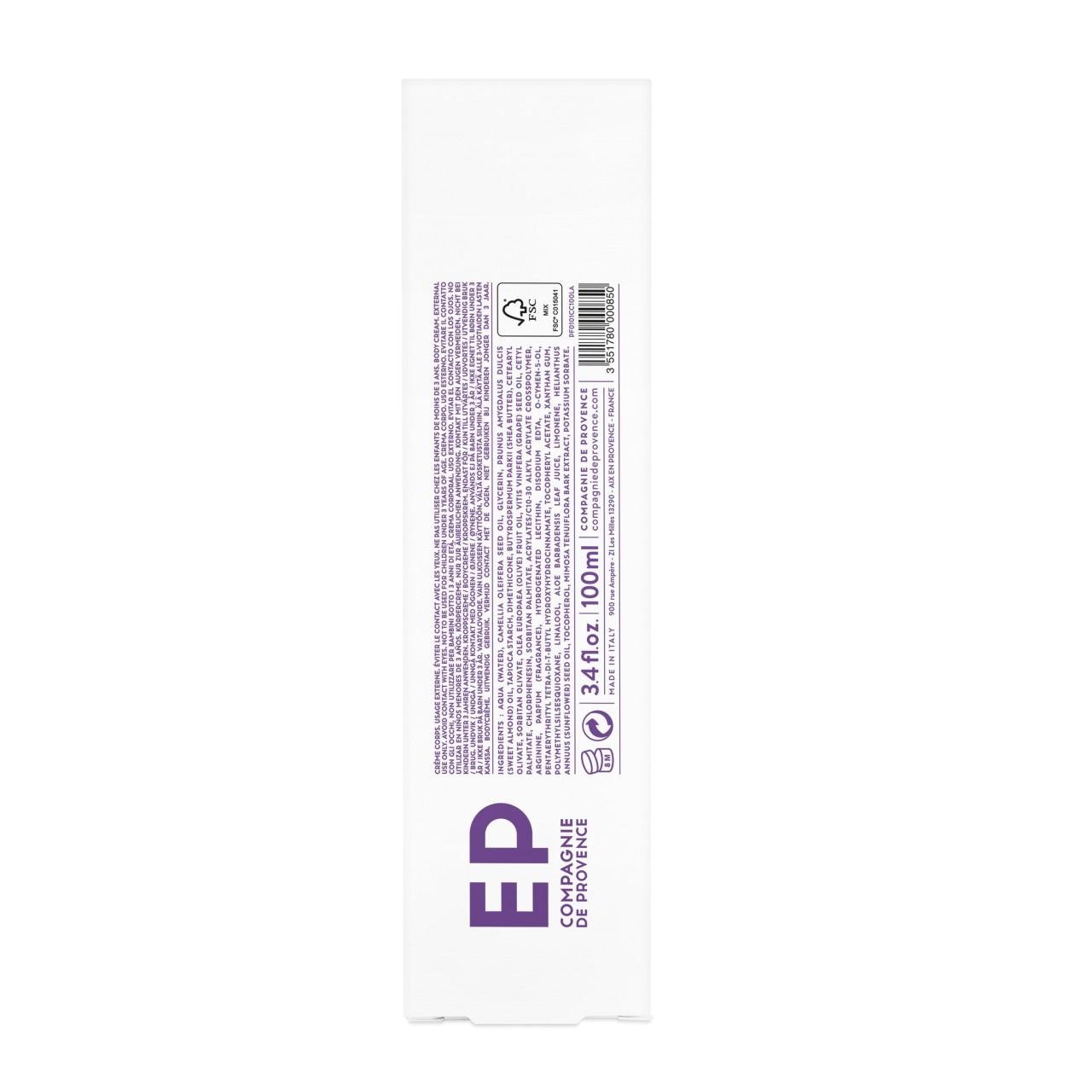 Crema Corpo alla Lavanda Aromatica 100 ml Compagnie de Provence Italia CPPF0101CC100LA-03