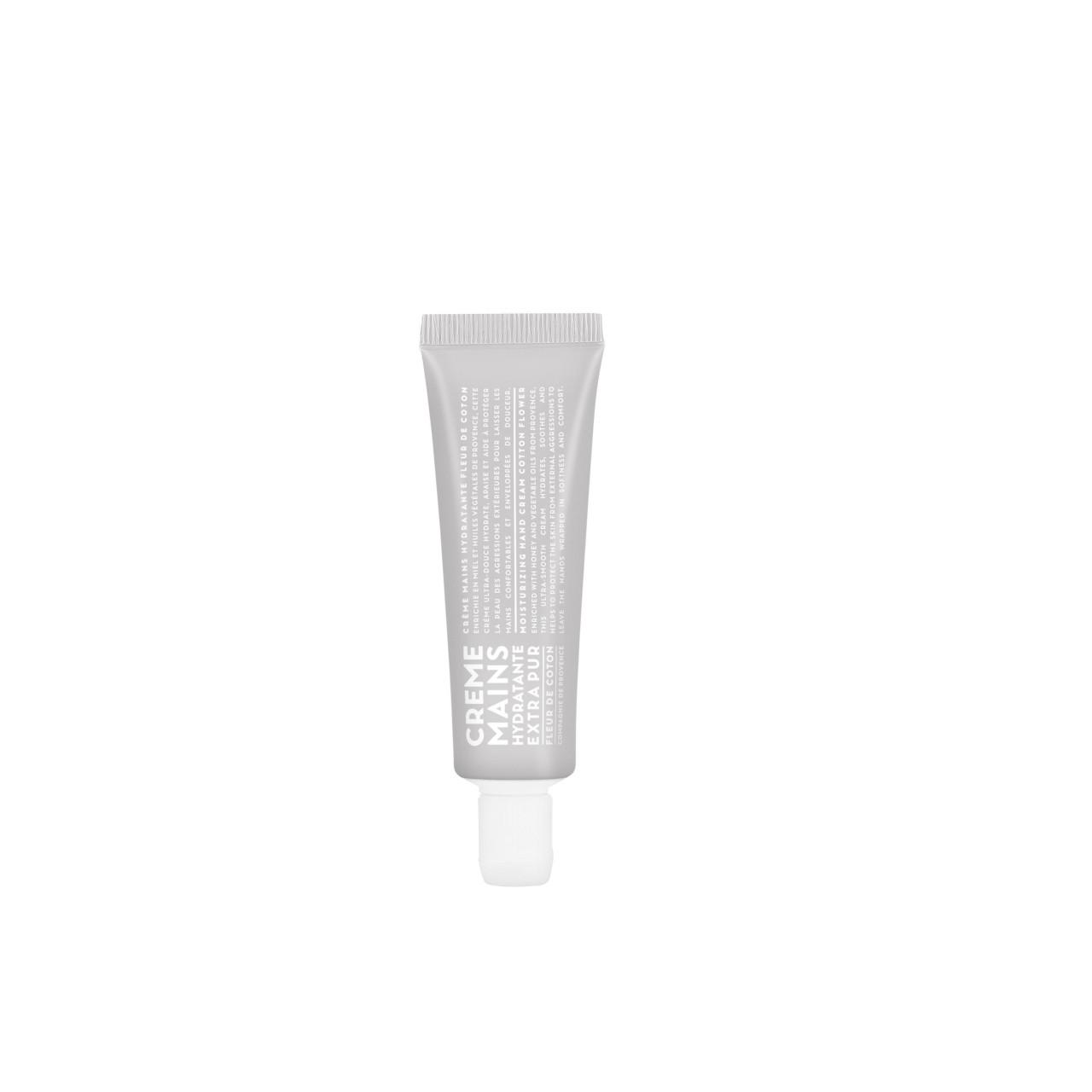Crema Mani ai Fiori di Cotone 30 ml Compagnie de Provence Italia CPPF0101CM030CO-01