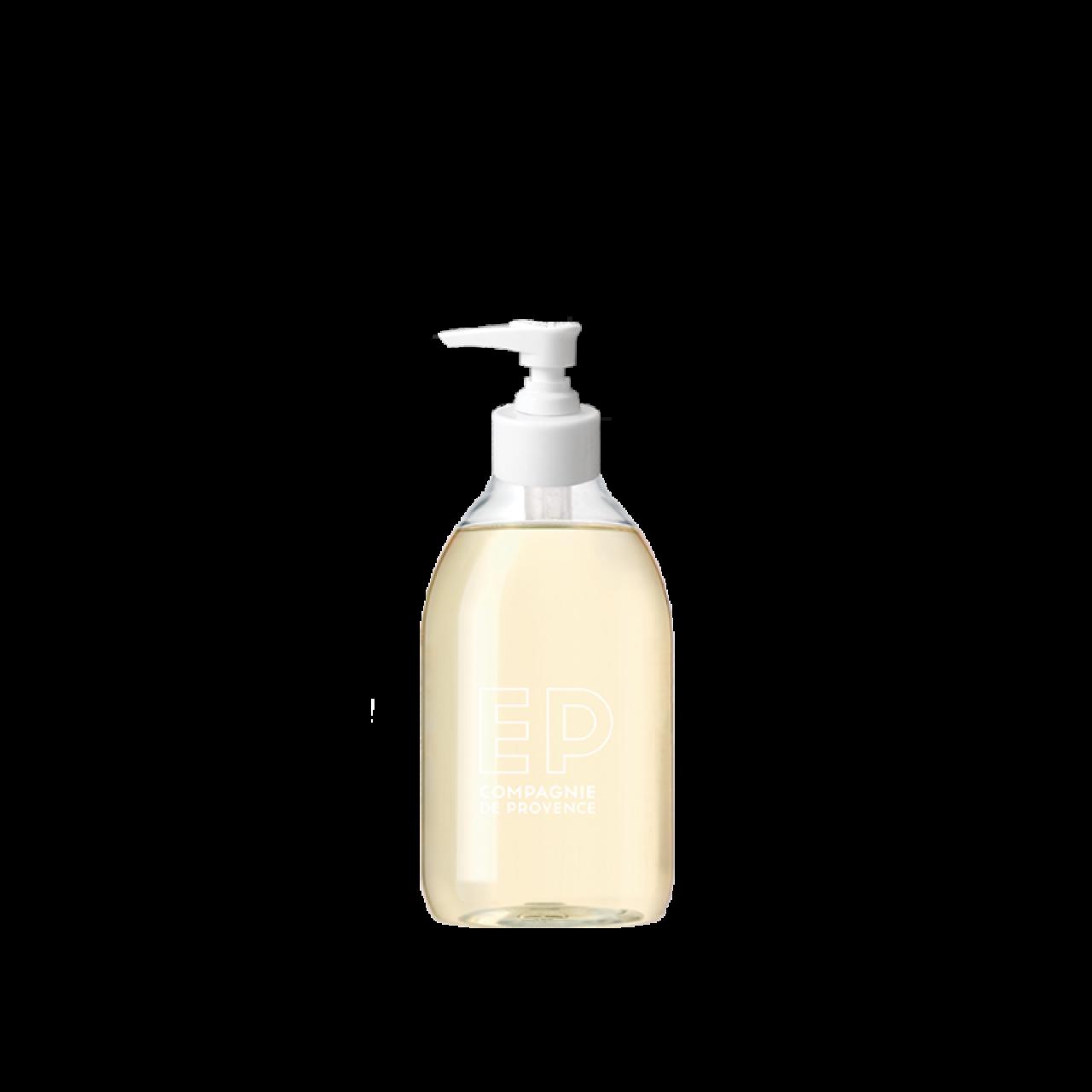 Sapone Liquido di Marsiglia ai Fiori di Cotone 300 ml Compagnie de Provence Italia CPPF0101SL300CO-01