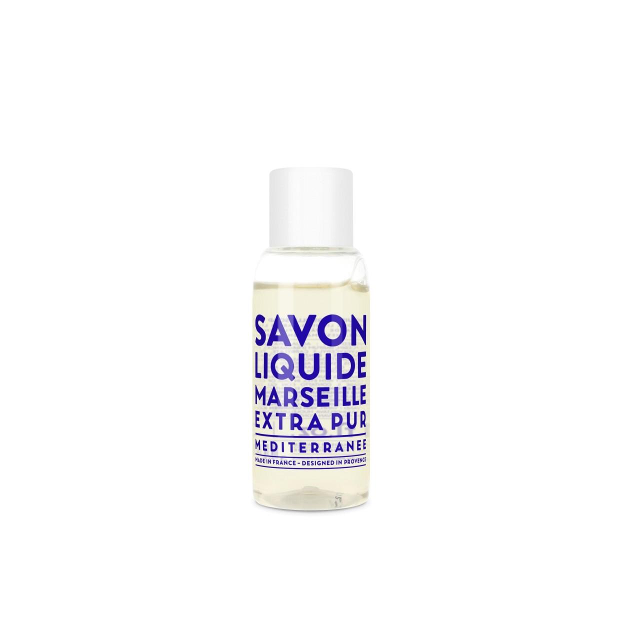 Sapone Liquido di Marsiglia Mediterraneo 30 ml Compagnie de Provence Italia CPPF0101SL030ME-01