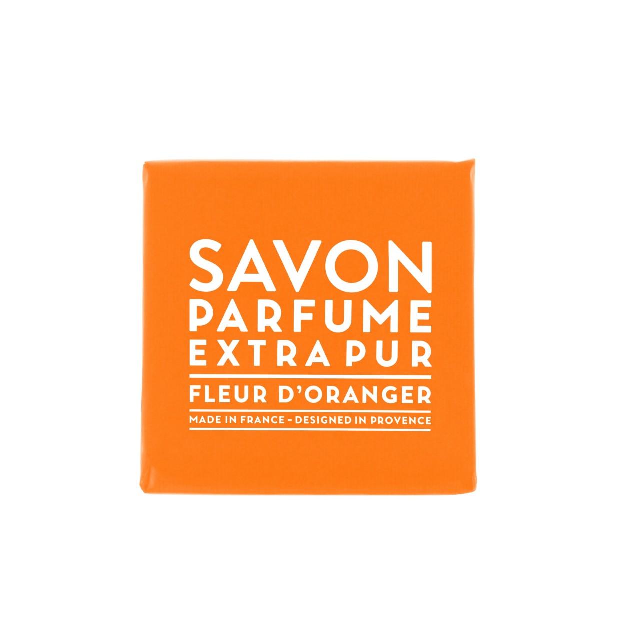 Sapone Profumato di Marsiglia ai Fiori dArancio 100 g Compagnie de Provence Italia CPPF0101SS100FO-03
