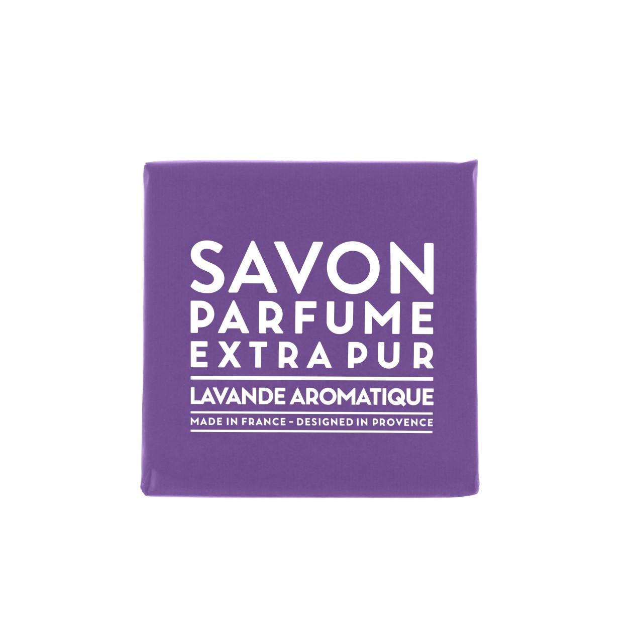 Sapone Profumato di Marsiglia alla Lavanda 100 g Compagnie de Provence Italia CPPF0101SS100LA-03