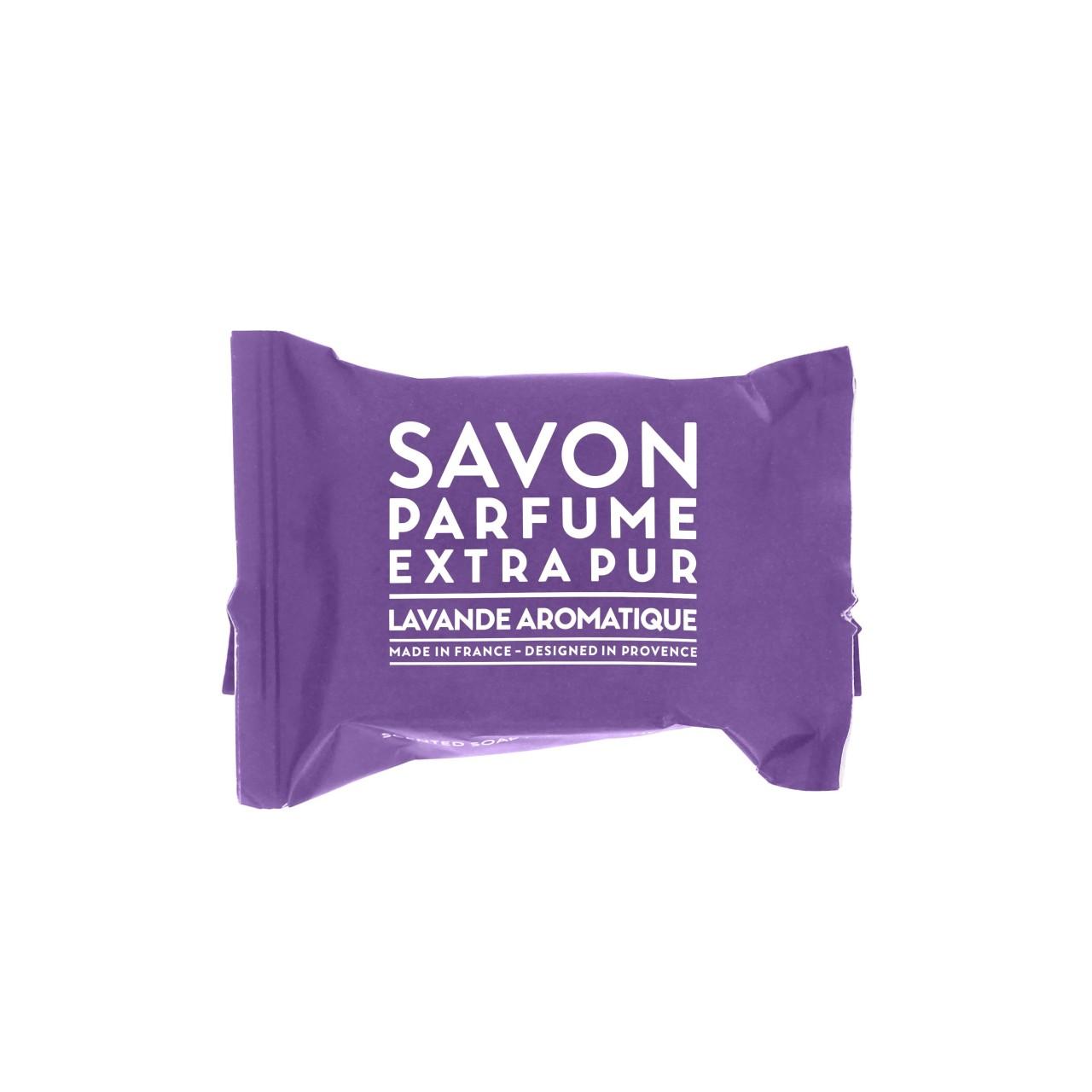 Sapone Profumato di Marsiglia alla Lavanda Aromatica 25 g Compagnie de Provence Italia CPPF0101SS025LA-01
