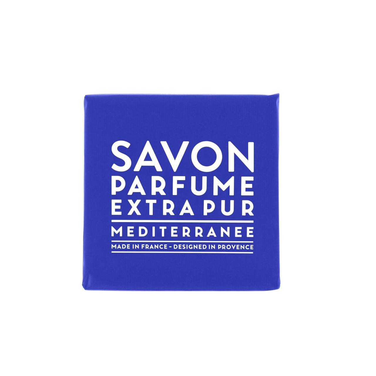 Sapone Profumato di Marsiglia Mediterraneo 100 g Compagnie de Provence Italia CPPF0101SS100ME-03