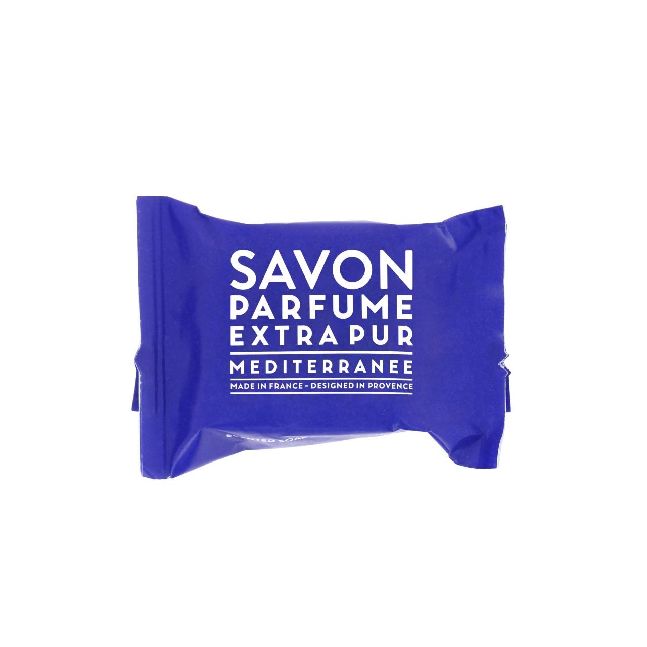 Sapone Profumato di Marsiglia Mediterraneo 25 g Compagnie de Provence Italia CPPF0101SS025ME-01