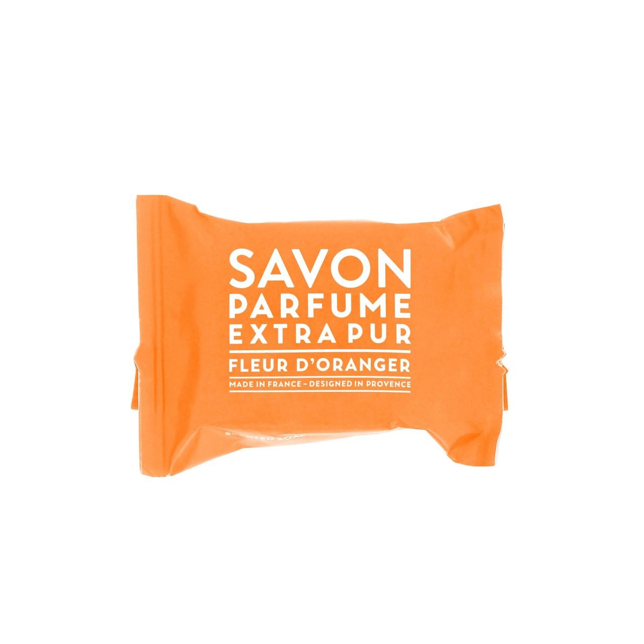 Sapone Profumato di Marsiglia ai Fiori di Arancio 25 g Compagnie de Provence Italia CPPF0101SS025FO-01