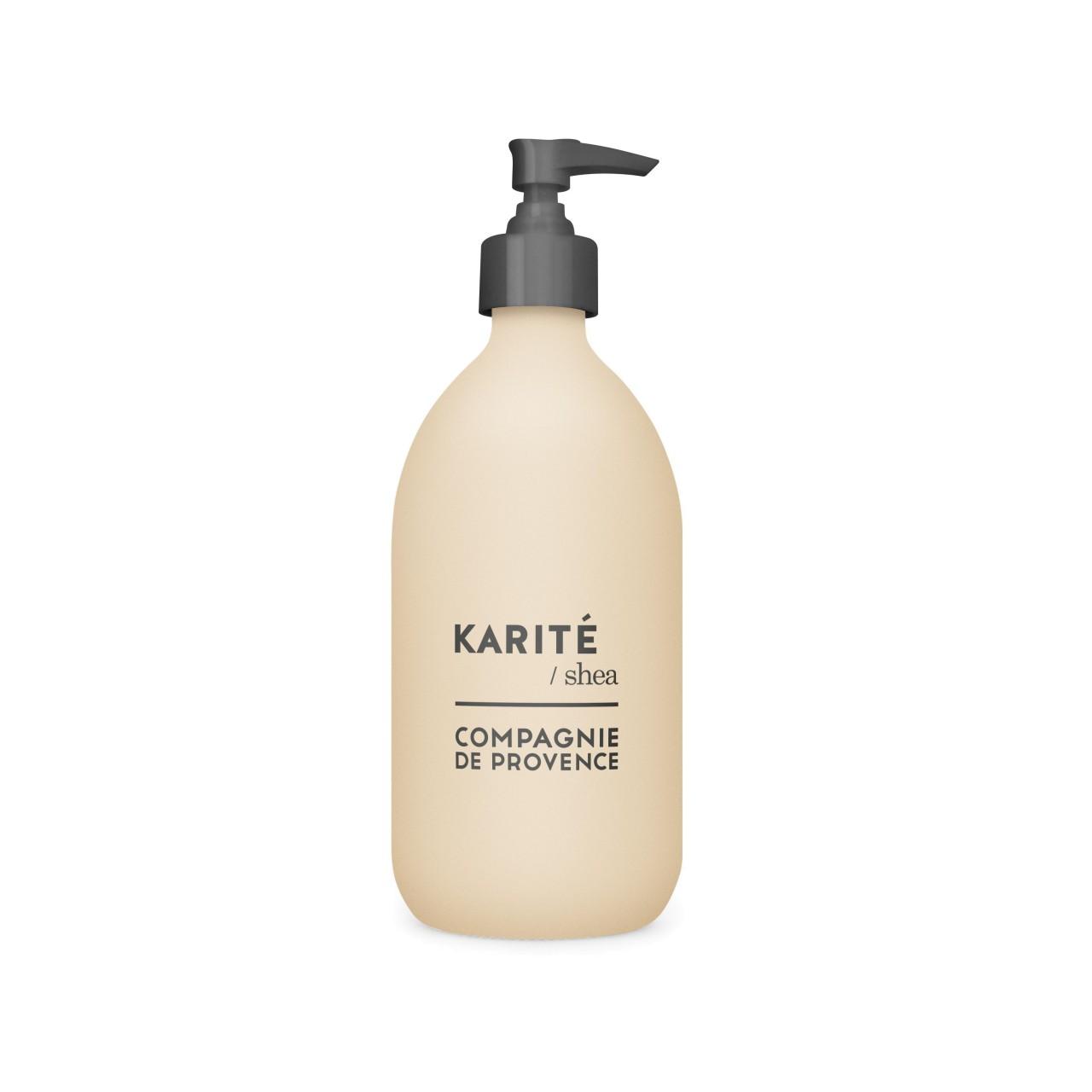 Sapone Liquido di Marsiglia al Karité 500 ml Compagnie de Provence Italia CPPF0105SL500KA-01