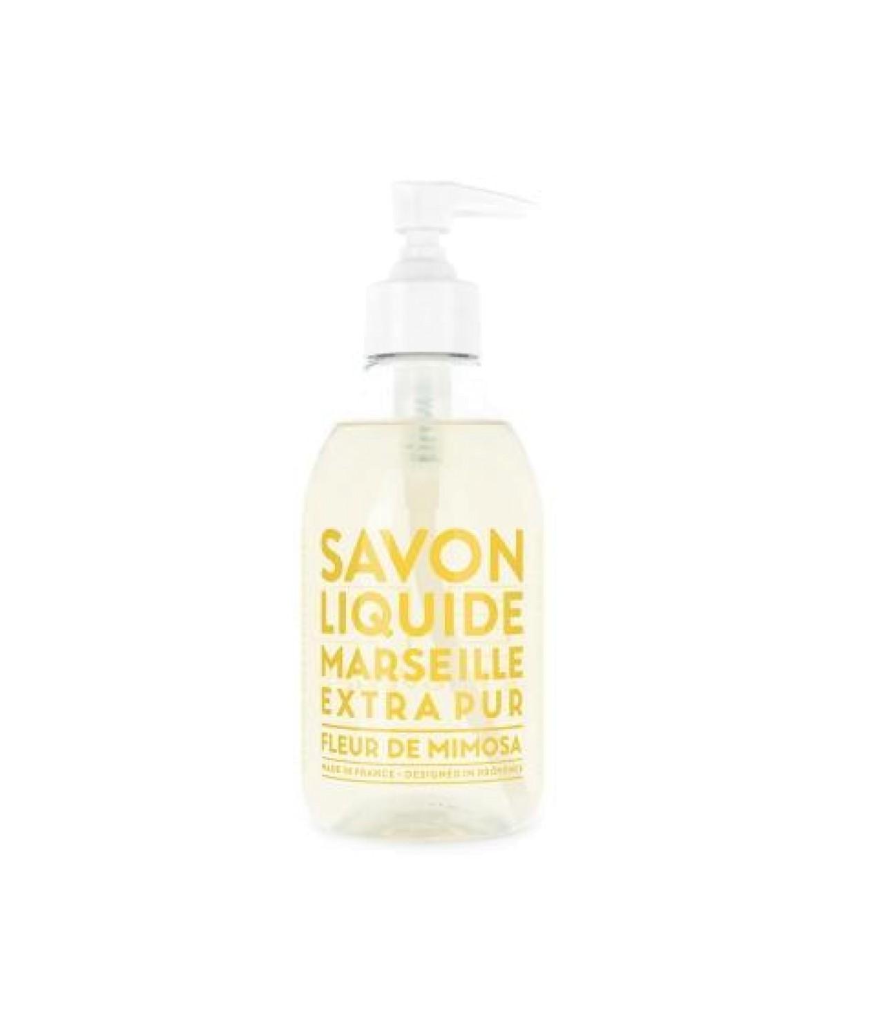 Sapone Liquido di Marsiglia alla Mimosa 300ml Compagnie de Provence Italia CPPF0101SL300MI-01