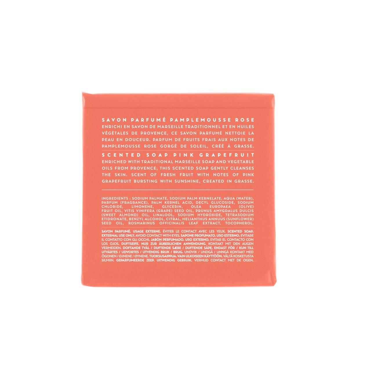 Sapone Profumato di Marsiglia al Pompelmo 100 g Compagnie de Provence Italia CPPF0101SS100PA-01