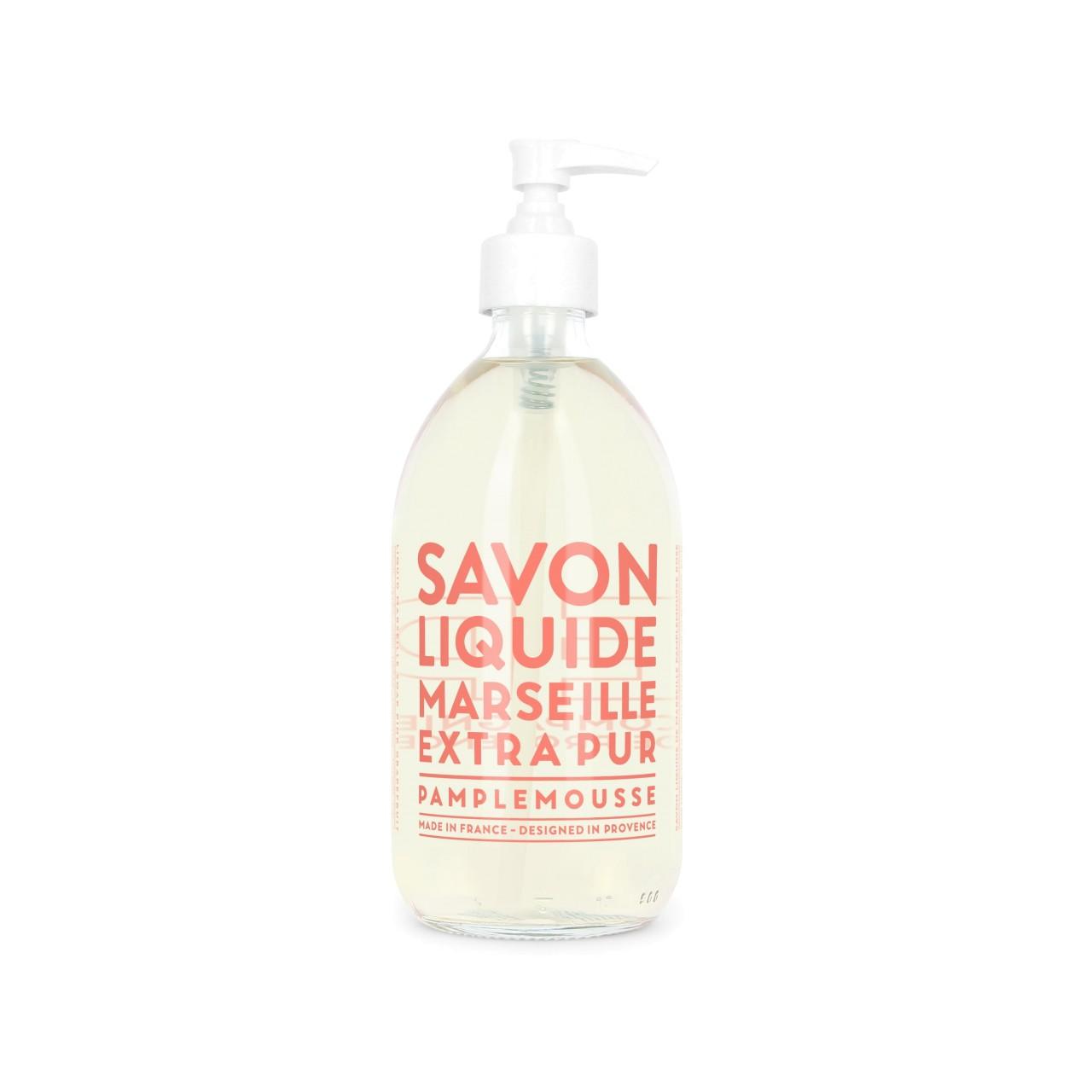 Sapone Liquido di Marsiglia al Pompelmo 500 ml Compagnie de Provence Italia CPPF0101SL500PA-01