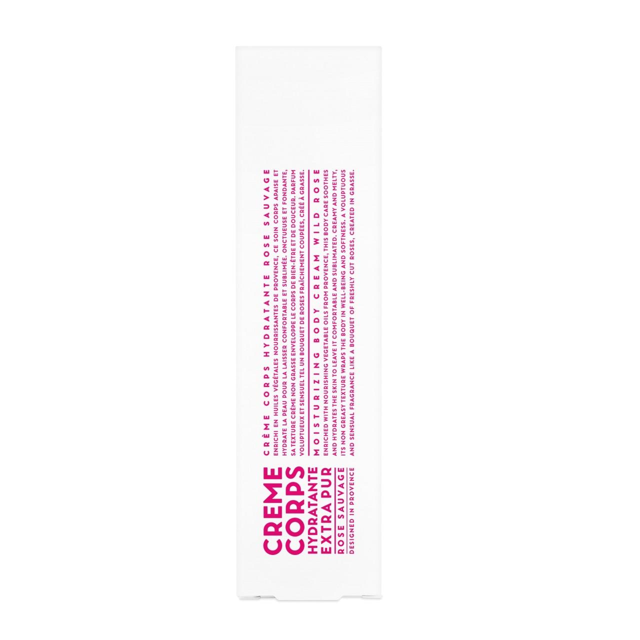 Crema Corpo alla Rosa Selvatica 100 ml Compagnie de Provence Italia CPPF0101CC100RO-01