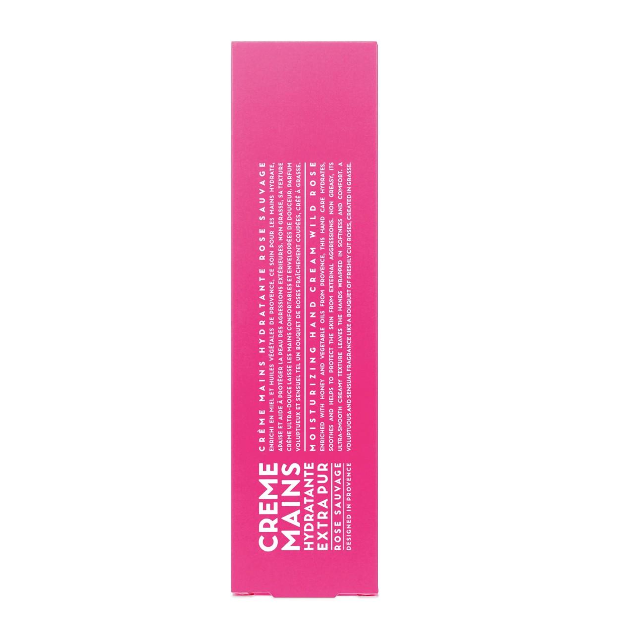 Crema Mani alla Rosa Selvatica 100 ml Compagnie de Provence Italia CPPF0101CM100RO-01