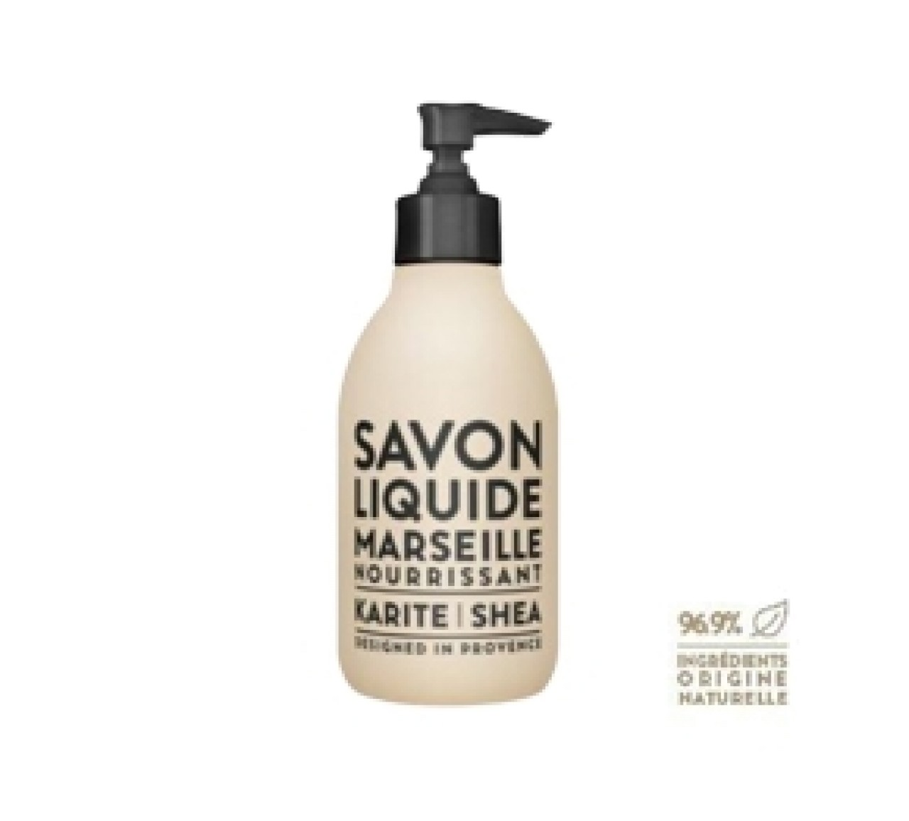 Sapone Liquido di Marsiglia al Karité 300ml Compagnie de Provence Italia CPPF0105SL300KA-01