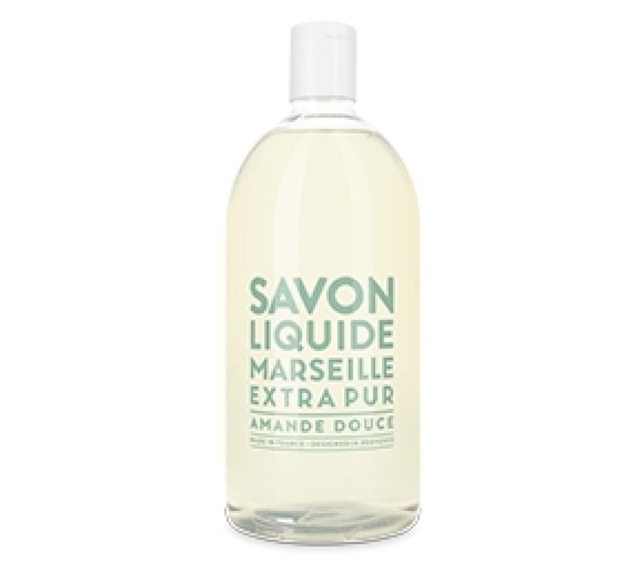 Sapone Liquido di Marsiglia alla Mandorla Dolce Ricarica 1L Compagnie de Provence Italia CPPF0101SL01LAM-03