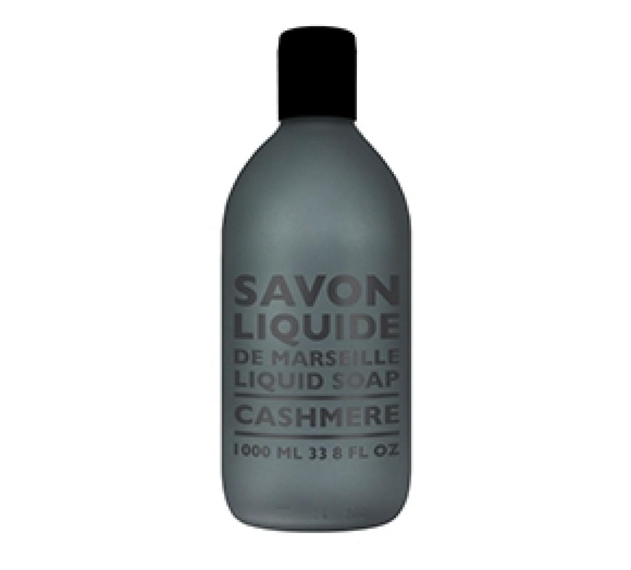 Sapone Liquido di Marsiglia Cashmere Ricarica 1L Compagnie de Provence Italia CPPF0112SL01LCS-01