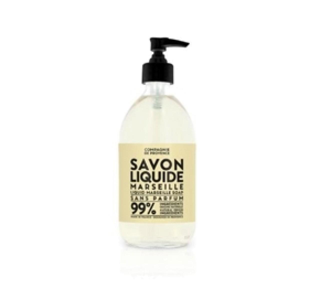 Sapone Liquido di Marsiglia Senza Profumo 500ml Compagnie de Provence Italia CPPF0106SL500SA-01