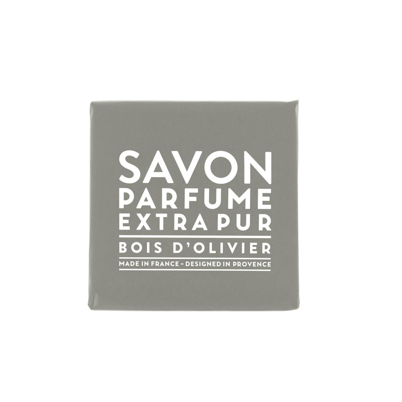 Sapone Profumato di Marsiglia al Legno dUlivo 100 g Compagnie de Provence Italia CPPF0101SS100BO-03