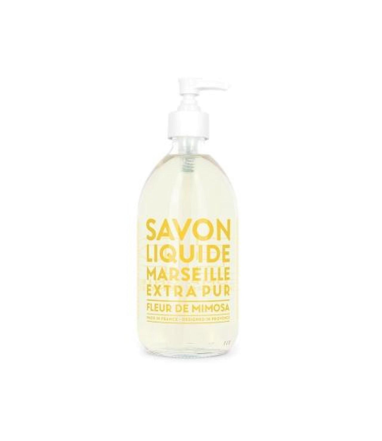 Sapone Liquido di Marsiglia alla Mimosa 500ml Compagnie de Provence Italia CPPF0101SL500MI-01