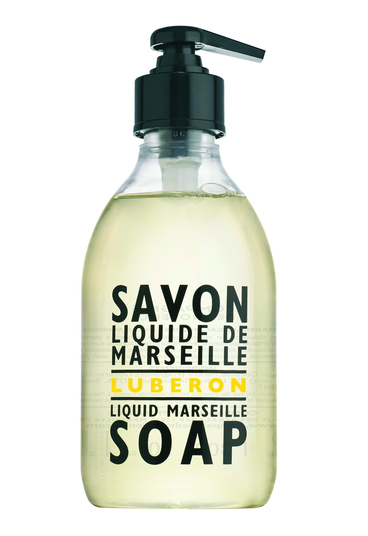 Sapone Liquido di Marsiglia Luberon agli Agrumi e Bergamotto 300 ml Compagnie de Provence Italia CP18373-01