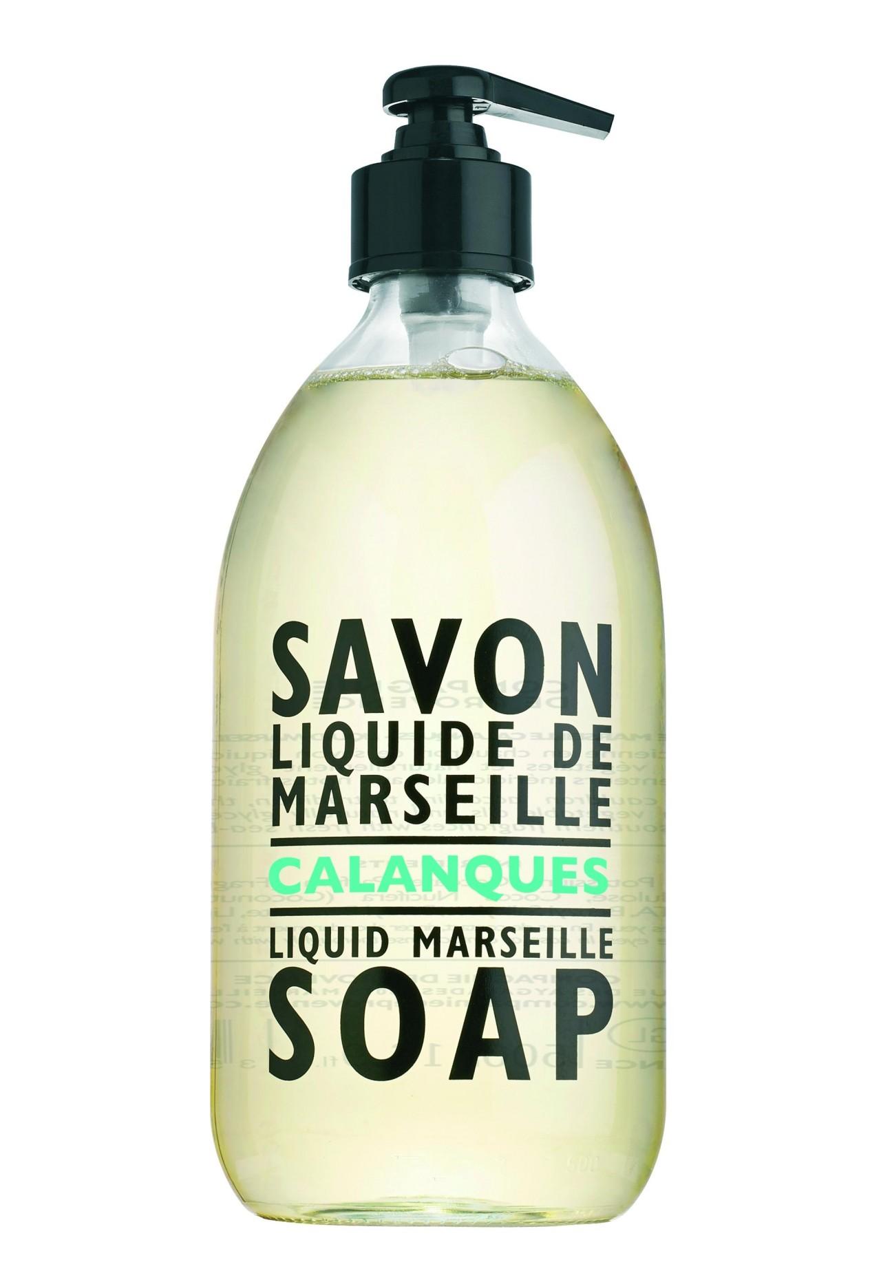 Sapone Liquido di Marsiglia Calanques 500 ml Compagnie de Provence Italia CP18072-01