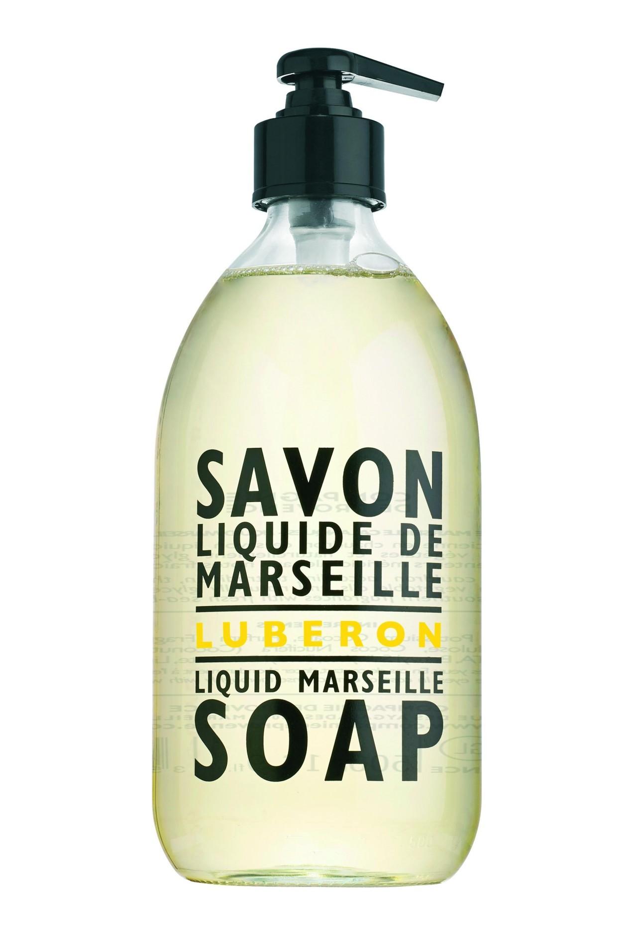 Sapone liquido di Marsiglia Luberon agli Agrumi e Bergamotto 500 ml Compagnie de Provence Italia CP18073-01