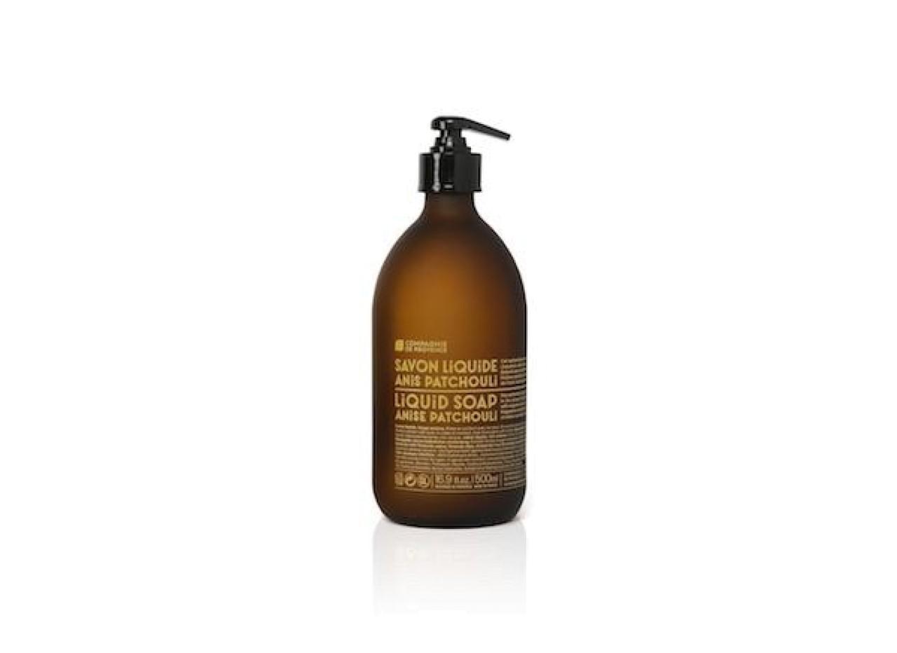 Sapone Liquido di Marsiglia allAnice e Patchouli 500 ml Compagnie de Provence Italia CP18065-01