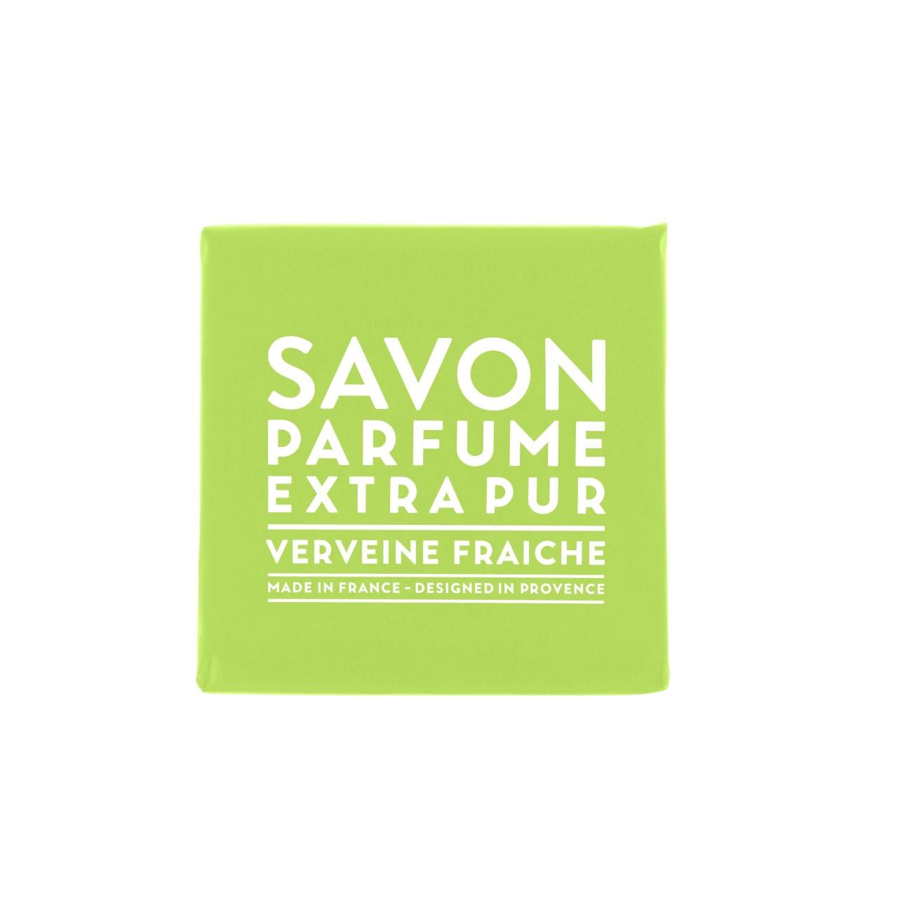 Sapone Profumato di Marsiglia alla Verbena Fresca 100 g Compagnie de Provence Italia CPPF0101SS100VE-03