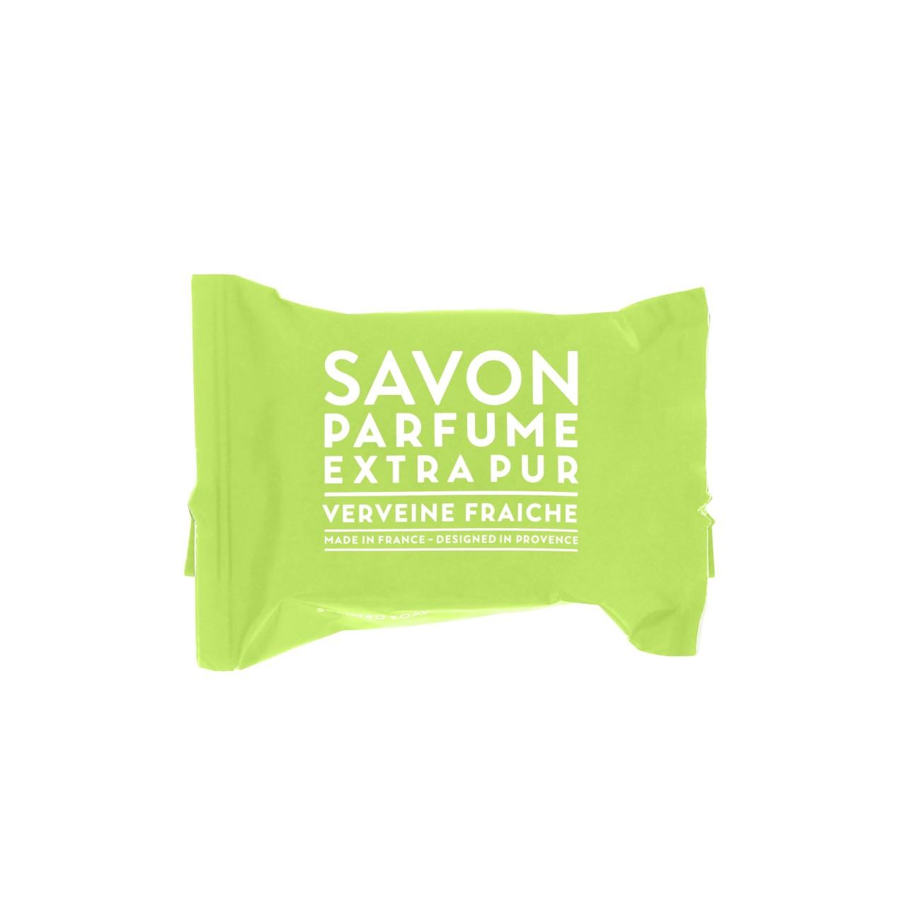Sapone Profumato di Marsiglia alla Verbena Fresca 25 g Compagnie de Provence Italia CPPF0101SS025VE-01