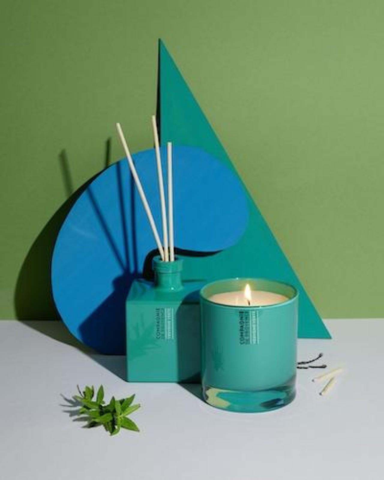 Diffusore di Profumo alla Verbena Verde 250 ml Compagnie de Provence Italia CPPF0106DP250VV-01