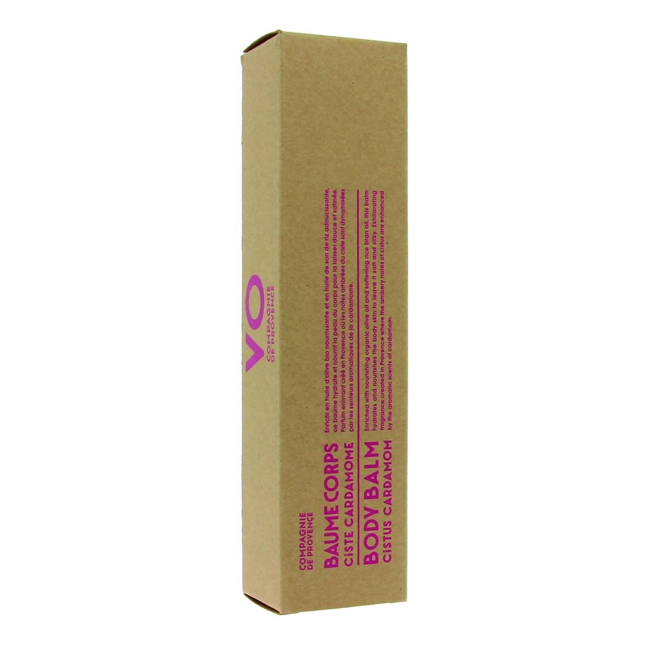 Balsamo Corpo al Cistus Cardamomo 120 ml Compagnie de Provence Italia CPPF0102BC120CC-01