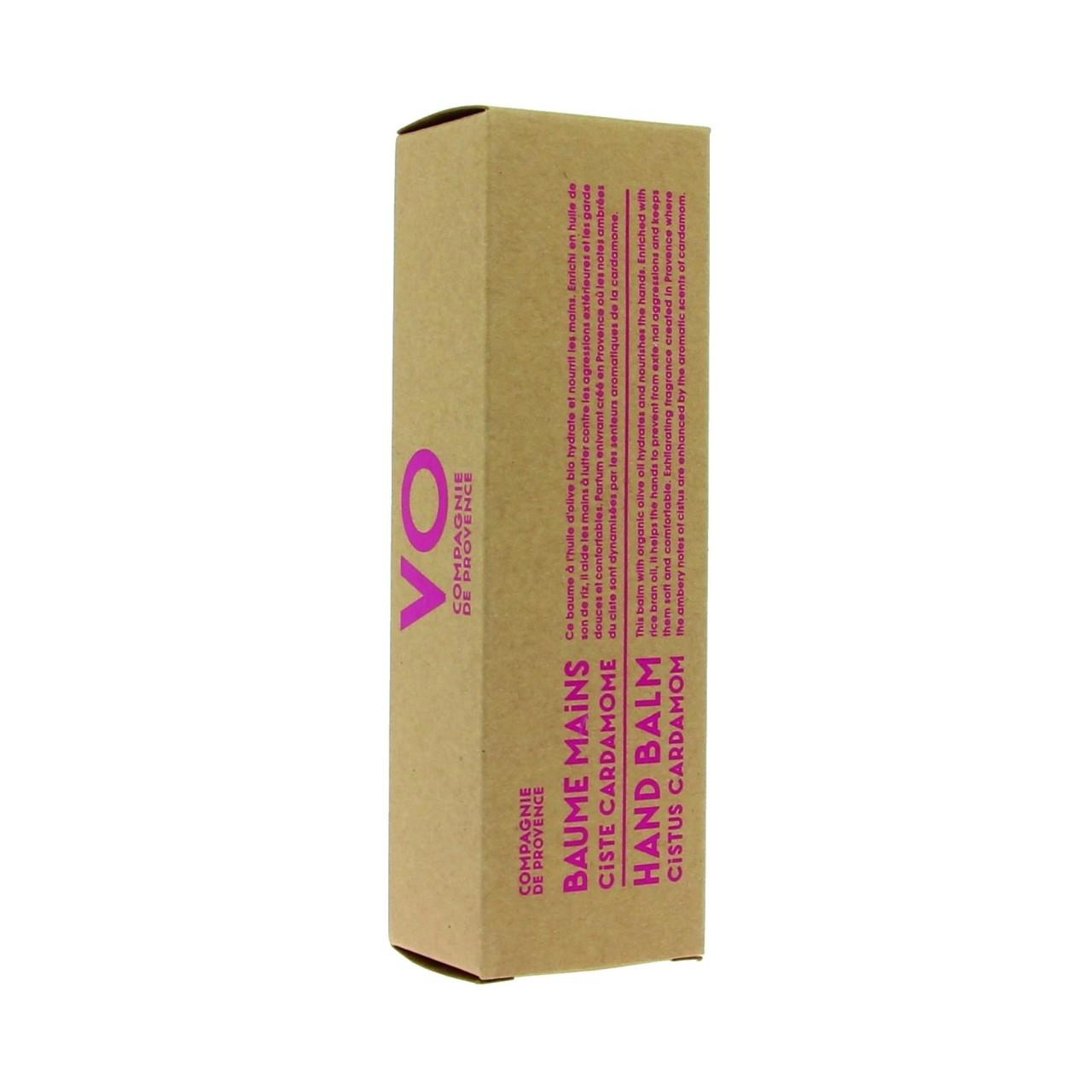 Balsamo Mani al Cistus Cardamomo 75 ml Compagnie de Provence Italia CPPF0102BM075CC-01
