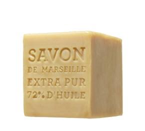 Cubo di sapone di Marsiglia 400 g