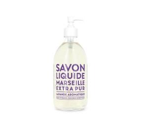 Sapone Liquido di Marsiglia alla Lavanda Aromatica 500 ml
