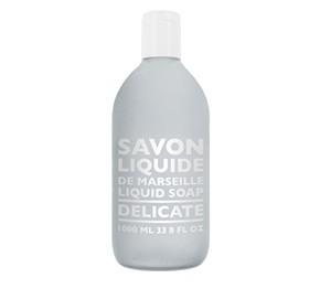 Sapone Liquido di Marsiglia Delicate Ricarica 1L