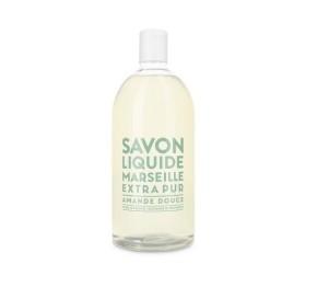 Sapone Liquido di Marsiglia alla Mandorla Dolce Ricarica 1L