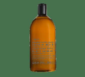 Sapone Liquido di Marsiglia al Gelsomino Nero Ricarica 1L